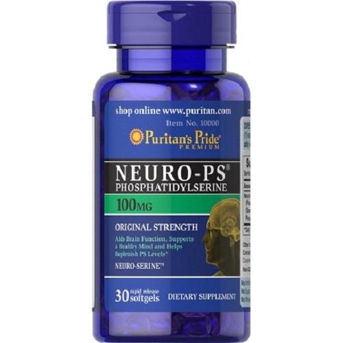 Neuro-ps phosphatidylserine 100mg