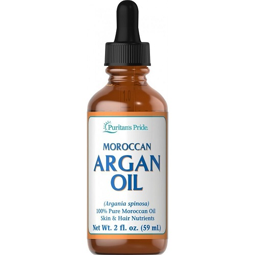moroccan argan oil puritan's pride chai 59 ml