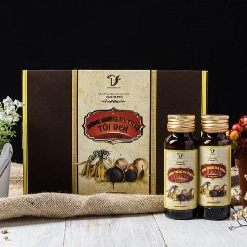 Đông trùng hạ thảo tỏi đen mật ong Health Pro chai 100 ml
