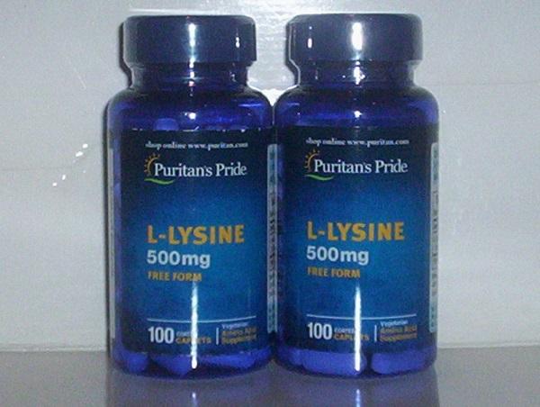 Tác dụng của l-lysine 500mg giúp phát triển hệ cơ bắp và chắc khỏe xương
