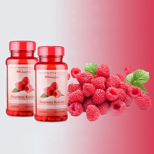 Raspberry ketones puritan's pride tăng cường phân hủy mỡ thừa trong mô