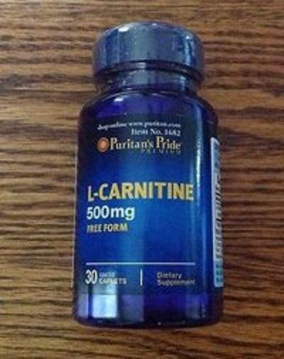 L-Carnitine 500 mg vận chuyển chất béo dư thừa đến cơ quan chuyển hóa năng lượng