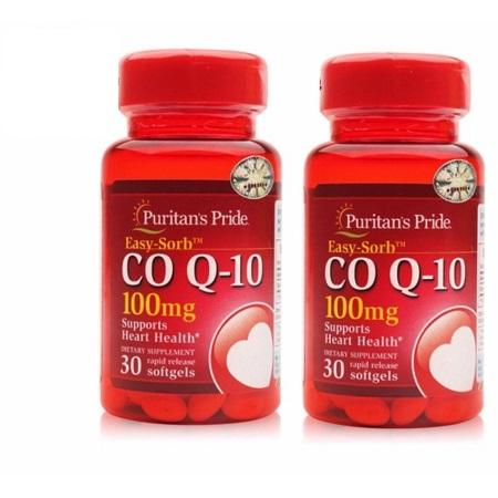 Người lớn uống 4 viên q-sorb co q10 100mg mỗi ngày hạn chế đau tim