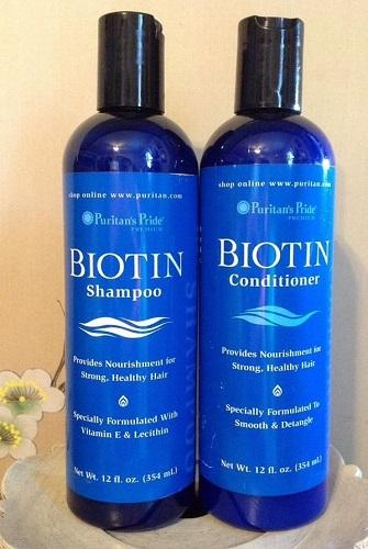 Biotin conditioner cung cấp dưỡng chất phục hồi tóc khô xơ hư tổn