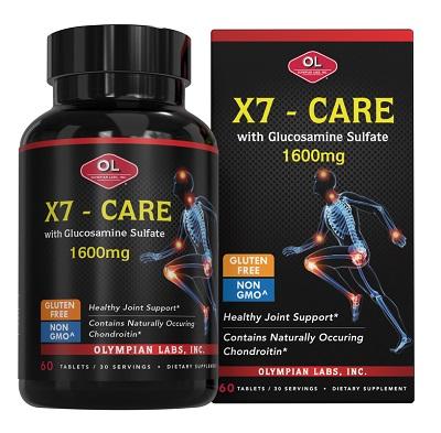 X7 – Care Của Mỹ Giải Pháp Giúp Xóa Tan Mọi Cơn Đau Cơ Xương Khớp