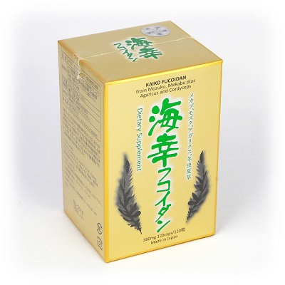 viên uống kako fucoidan japan
