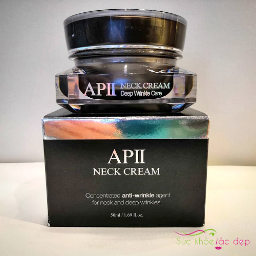 kem dưỡng the skin house ap II neck cream