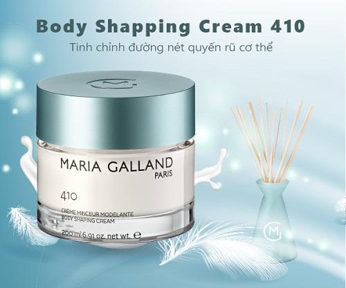 maria galland 410 body shaping cream