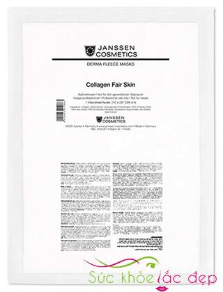 Mặt Nạ Collagen Janssen Làm Sáng Da