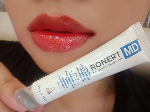 md restoring post treatment lip enhancement spf 15 - bí quyết làm đẹp của chị em