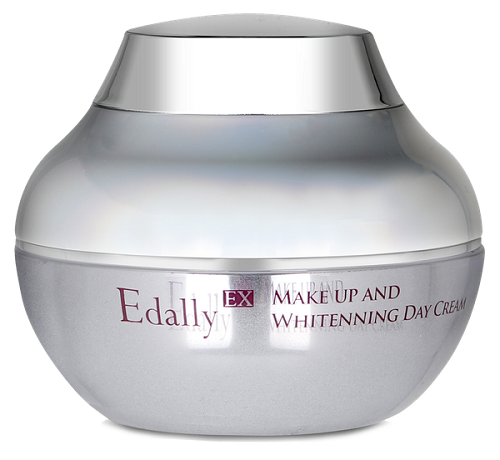 Kem Edally EX Make Up and Whitenning Day Cream 50g Hàn Quốc