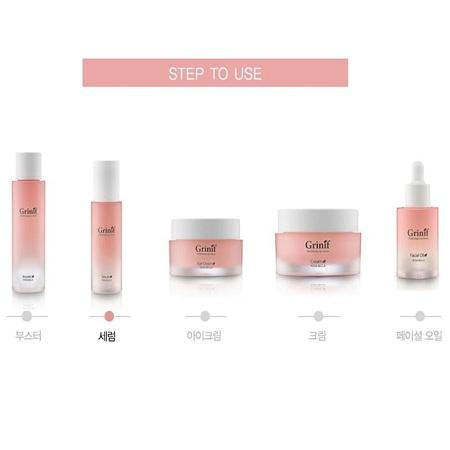 tinh dầu dưỡng da hàn quốc rosa bella facial oil grinif 3