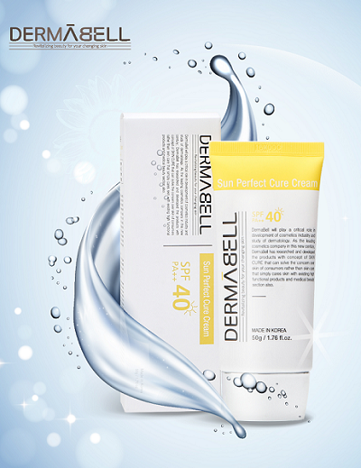 Kem chống nắng Dermabell Sun Perfect Cure Cream