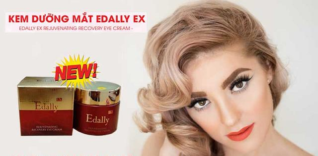 Kem mắt Edally EX Rejuvenating Recovery Eye