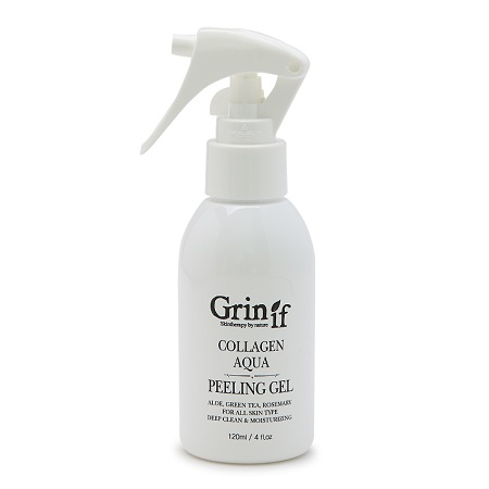ẩy da chết grinif collagen aqua peeling gel 120 ml