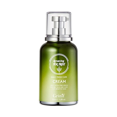 grinif tea tree cream 50 ml