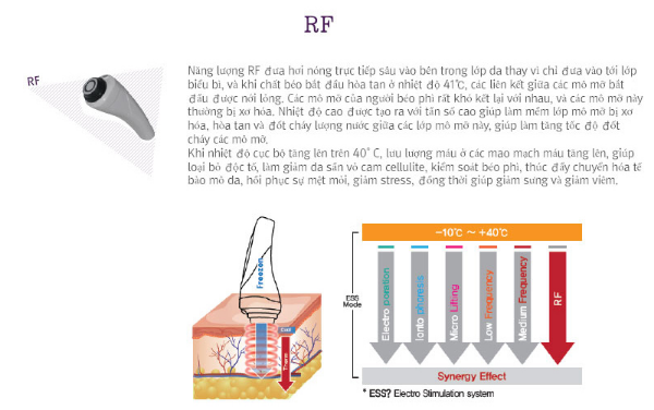Thiết Bị Trẻ Hóa Làn Da FREEZEN - Cool & Heat Multi Electro System