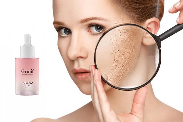 tinh dầu dưỡng da hàn quốc rosa bella facial oil grinif 1