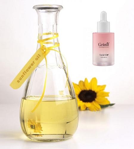 tinh dầu dưỡng da hàn quốc rosa bella facial oil grinif 2