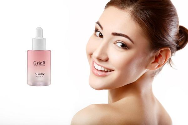 tinh dầu dưỡng da hàn quốc rosa bella facial oil grinif 4