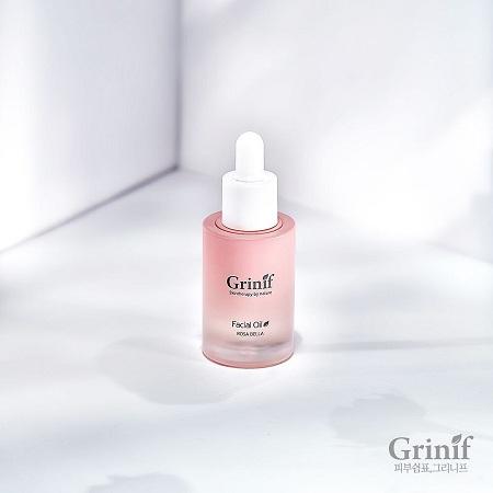 tinh dầu dưỡng da hàn quốc rosa bella facial oil grinif