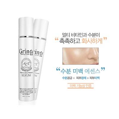 serum vitamin a c e moisture grinif tinh chất dưỡng trắng 3