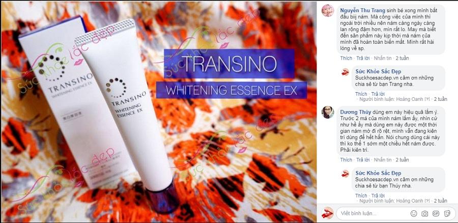 Transino Whitening Essence 30gr