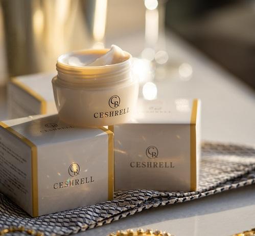 ceshrell cream nhật bản được nhiều chị em tin dùng