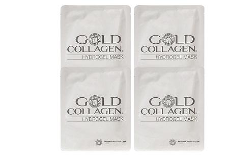 Mặt Nạ Gold Collagen Hydrogel Mask Chăm Sóc Da Cao Cấp - Chính Hãng