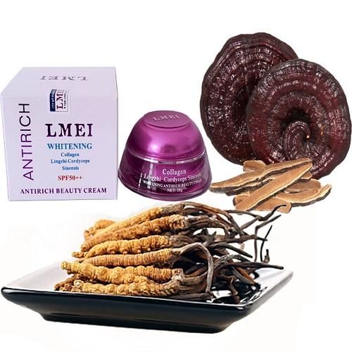 Kem dưỡng da Lmei Collagen linh chi đông trùng