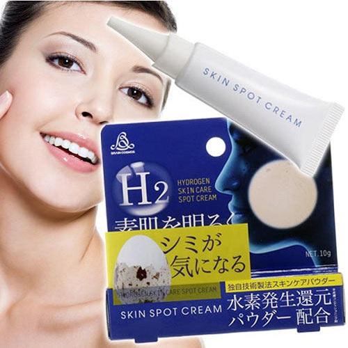 Kem trị nám H2 hydrogen skin care spot cream 10g chính hãng