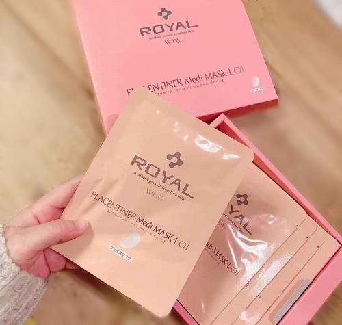 Mặt Nạ Royal Placentiner Medi Mask-L  Của Nhật