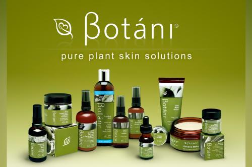 mỹ phẩm botani