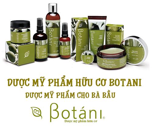 mỹ phẩm botani 2