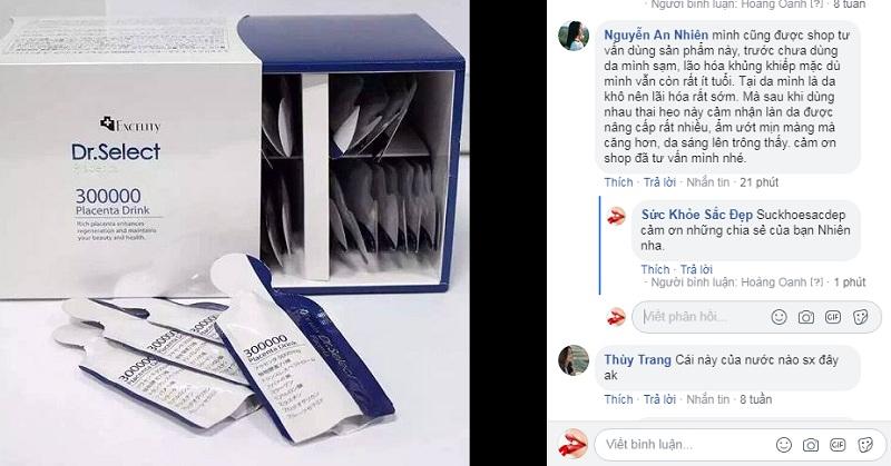 Nhau Thai Heo Dr Select