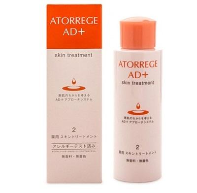 Nước hoa hồng Atorrege AD+ Medical Skin Treatment 100ml Nhật Bản