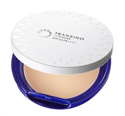 Phấn Nền Transino UV Powder SPF50 PA++++  Hộp 12g Nhật Bản Mới Nhất