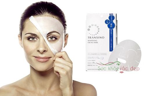 Transino Whitening Facial Mask