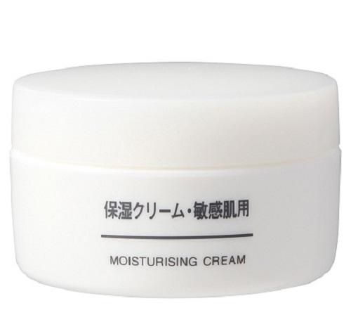 Kem dưỡng da của Nhật Muji Moisturising Cream