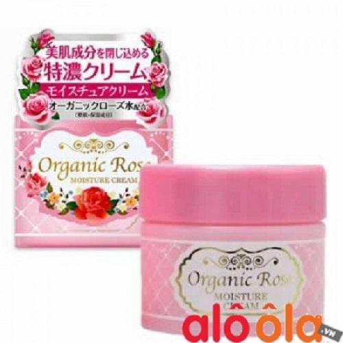 Kem dưỡng da nhật bản Meishoku Organic Rose Skin Conditioner