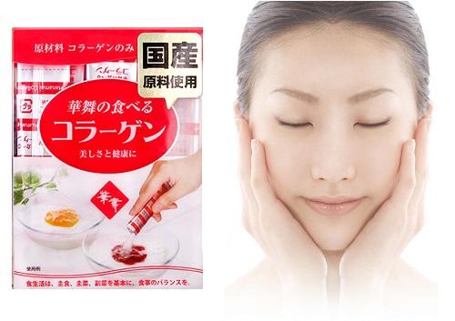 Collagen hanamai pig