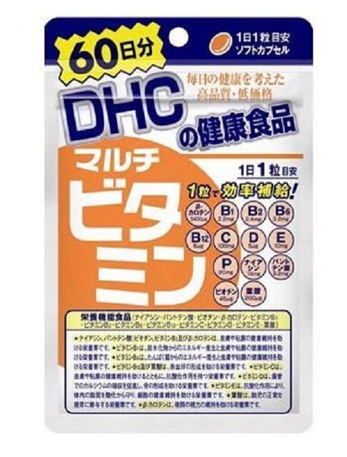 viên uống bổ sung vitamin dhc