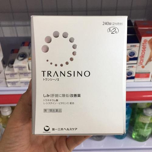 transino whitening 240 viên
