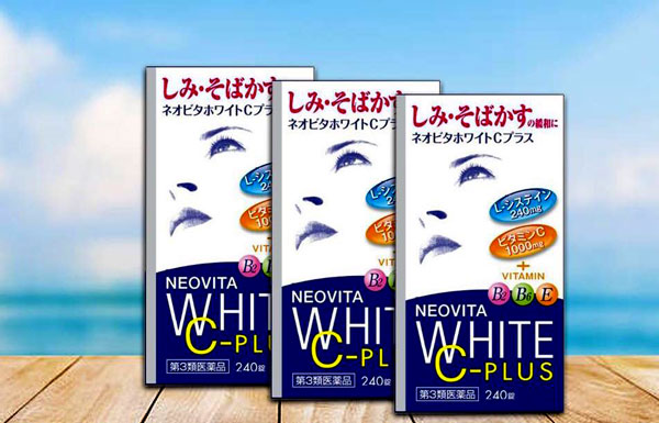 Vita White Plus 3