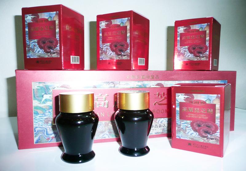 Công dụng của cao Linh Chi Đỏ Hàn Quốc chế biến từ Nấm linh chi đỏ