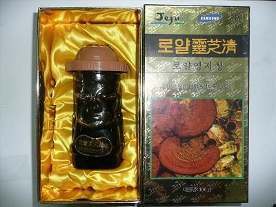 Cao linh chi mật ong đảo Jeju Hàn Quốc loại thượng hạng