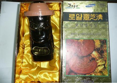 Tác dụng cao linh chi mật ong đảo Jeju Hàn Quốc cho sức khỏe