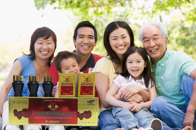 Công dụng cao nấm linh chi đỏ núi đá hộp 5 lọ với sức khỏe