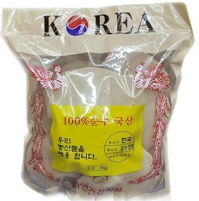 Nấm linh chi Hàn Quốc túi vàng cao cấp ngăn ngừa lão hóa