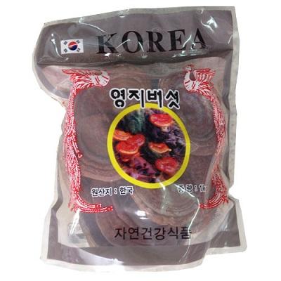 Nấm Linh Chi núi tím của Hàn Quốc nguồn dưỡng chất quý giá